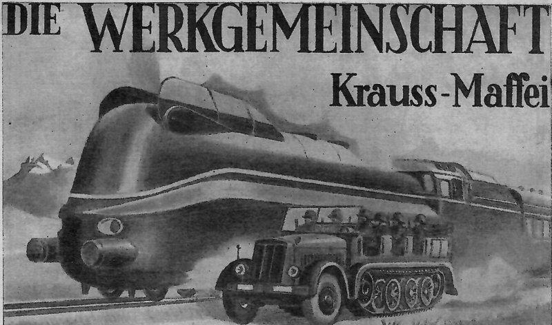 Resultado de imagen de krauss-maffei munich