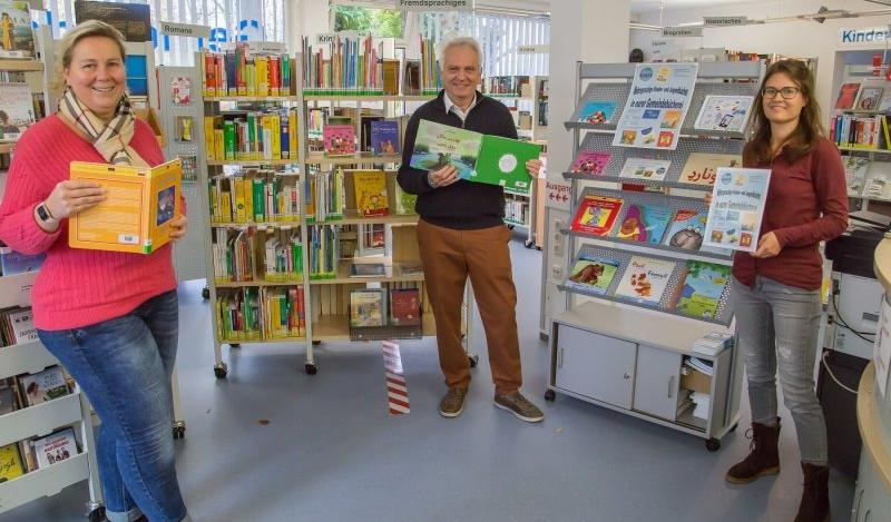 Bücherei Parsberg